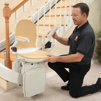 stair lift san francisco installer stairlift technician installation