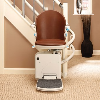 sos2000 curved stair lift