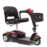 totally reconditioned mobility electric 3 wheel 4 wheeled scooter carts